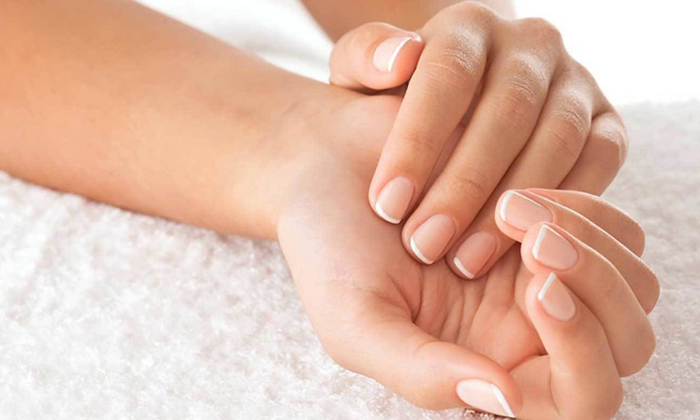 Manicure at Beauty & Complimentary  						Health