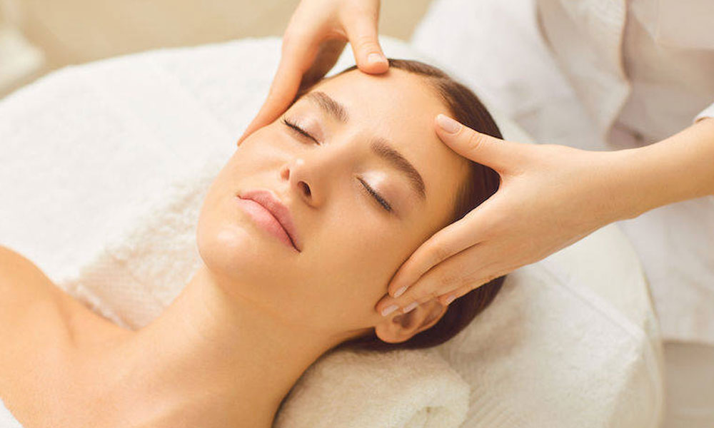 Indian Head Massage at Beauty & Complimentary  						Health
