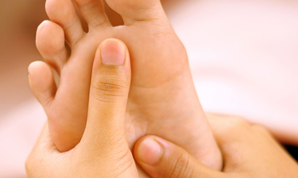 Foot Reflexology at Beauty & Complimentary  						Health