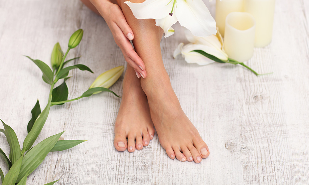 CND SPA Manicure & Pedicure at Beauty & Complimentary Health