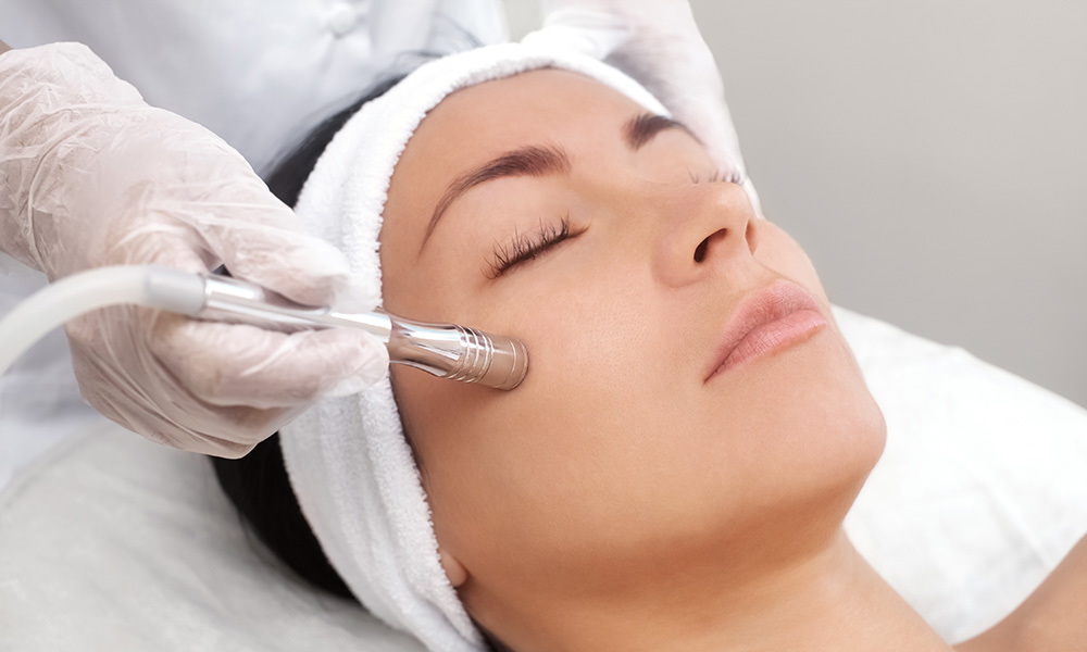 Nuderm Advanced Facials at Beauty & Complimentary Health