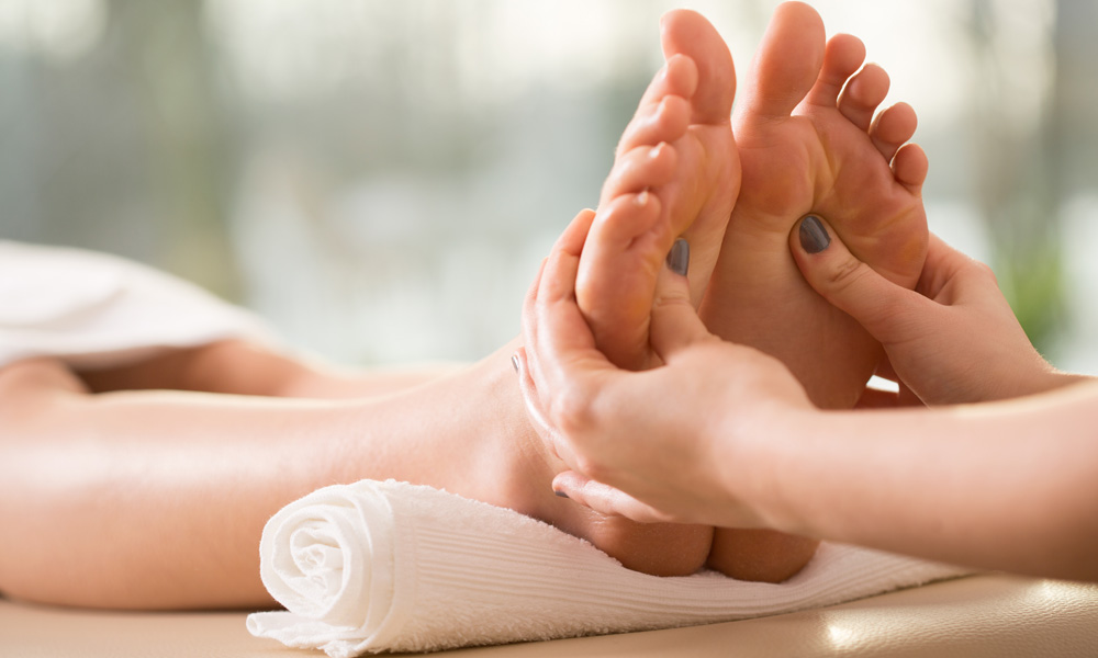Reflexology at Beauty & Complimentary Health