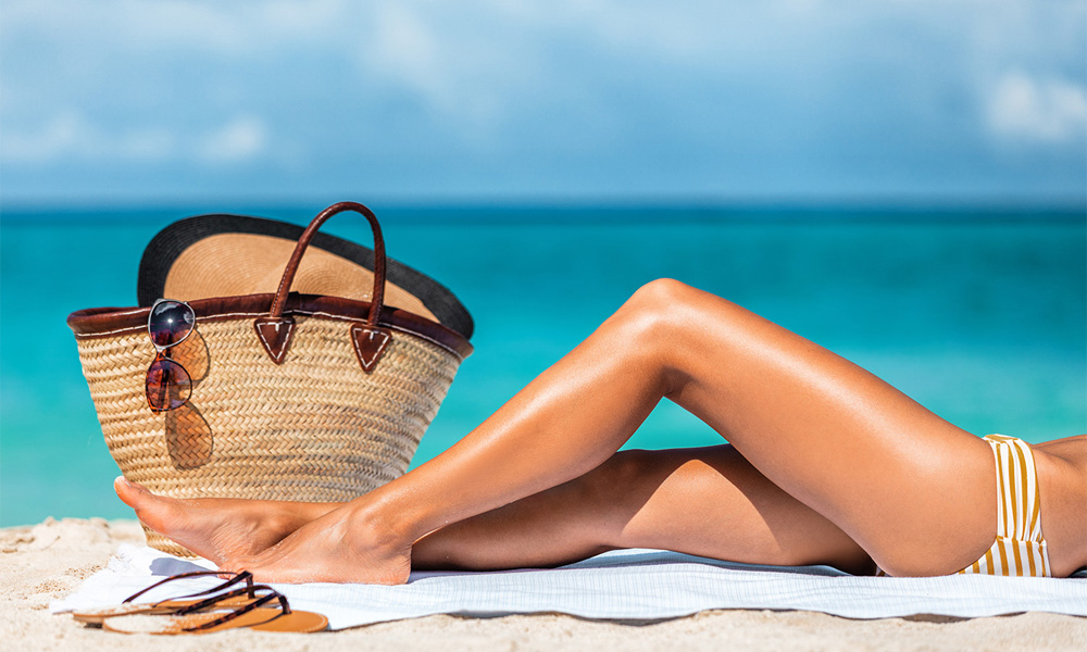 Tanning at Beauty & Complimentary Health